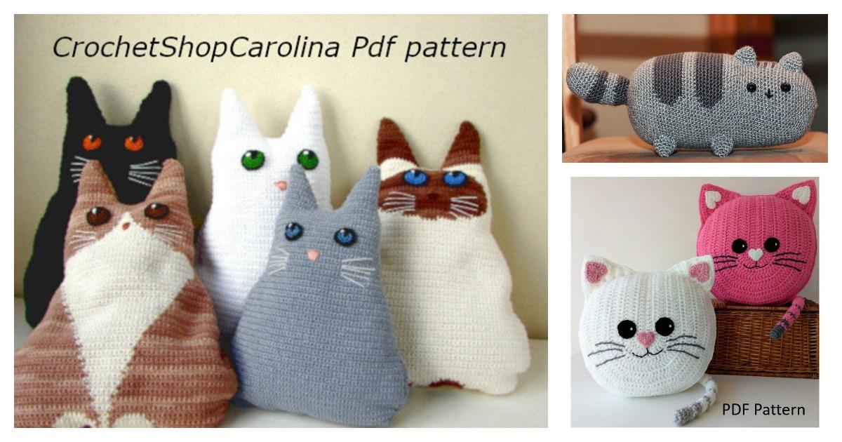 A-Z 26 FREE Animal Crochet Patterns | Stuffed animal patterns ... | 630x1200