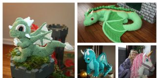 Amazing Crochet Patterns from Marie