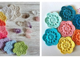 Face Scrubbies Free Crochet Pattern