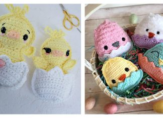 Ragdoll Chicks Free Crochet Pattern