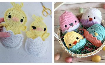 Ragdoll Chicks Free Crochet Pattern