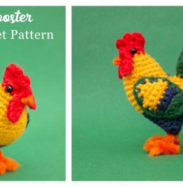 Free (Crochet) Pattern Friday! Squid Amigurumi | Choly Knight | 364x356