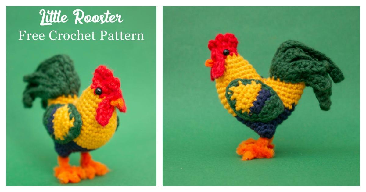 Hen & Chicks Amigurumi - Free Crochet Pattern | Craft Passion | 630x1200