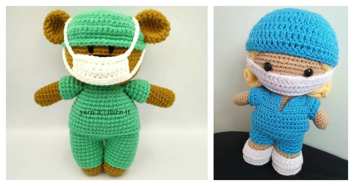 Amigurumi Today - Free amigurumi patterns and amigurumi tutorials | 630x1200
