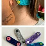 Mask Mates Ear Savers Free Crochet Pattern