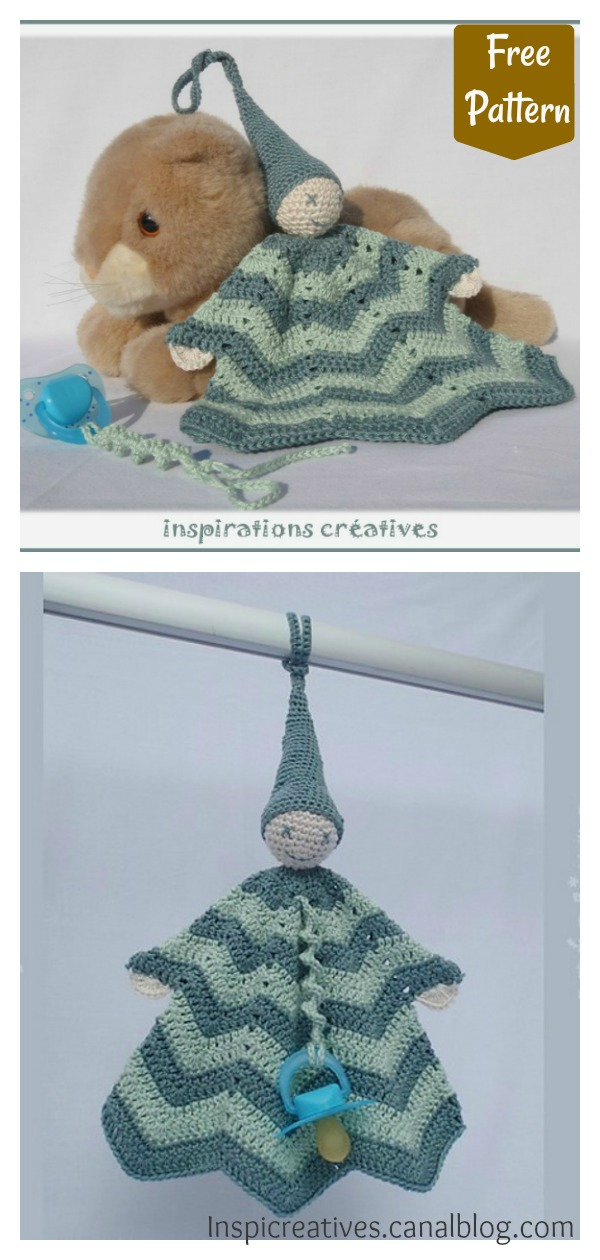 Pixie Doll Lovey Free Crochet Pattern
