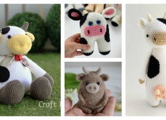 Crochet Guitar Toy Pattern ⋆ Crochet Kingdom   235x324