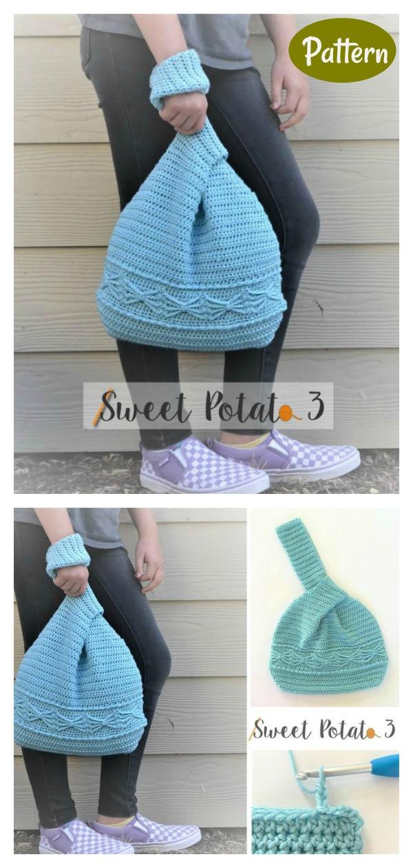 Knot Your Average Bag Crochet Pattern