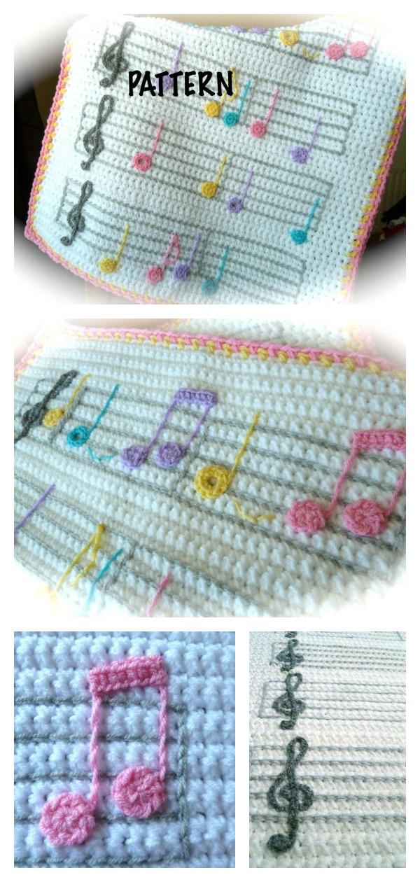 Amigurumi Doll and Crochet Music Set | 1260x600