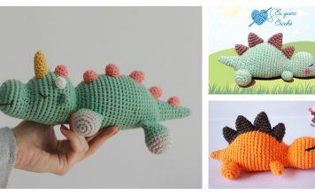 61 Mini Crochet Animals [Free Patterns]   AllFreeCrochet.com   220x356