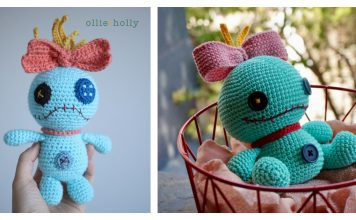 Scrump Doll Amigurumi Crochet Patterns