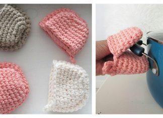 Mini Mitts Free Crochet Pattern