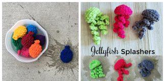 Reusable Water Balloons Free Crochet Pattern