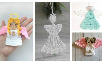Angel Applique Crochet Patterns
