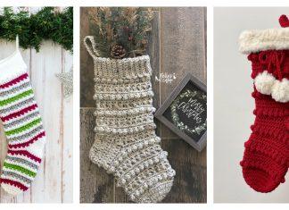 Christmas Stocking Crochet Patterns