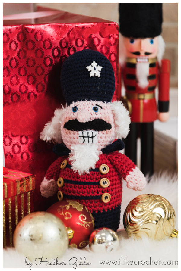The Nutcracker Prince Free Crochet Pattern