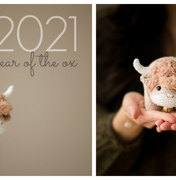 6 Adorable Amigurumi Bull Crochet Patterns