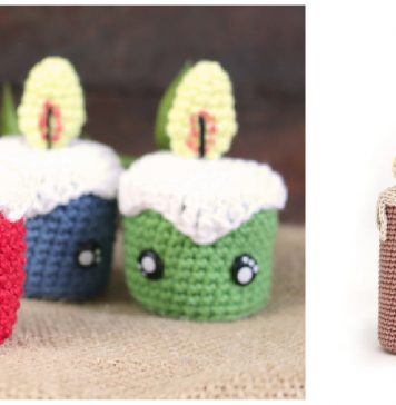 Candle Crochet Patterns