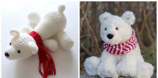 Polar Bear Free Crochet Pattern