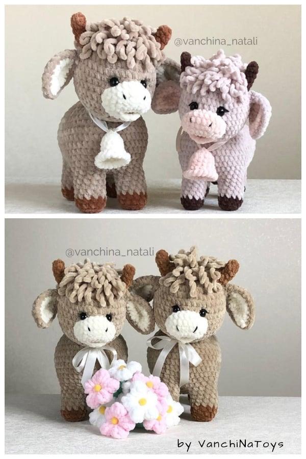 The Bull Crochet Pattern