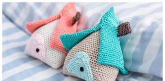 Adorable Amigurumi House Crochet Patterns