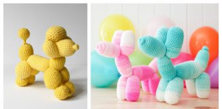 Balloon Dog Crochet Patterns