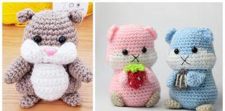 Hamster Amigurumi Crochet Patterns