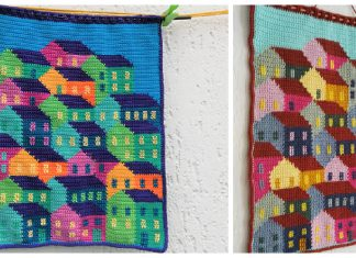 SSS Wall Hanging Free Crochet Pattern