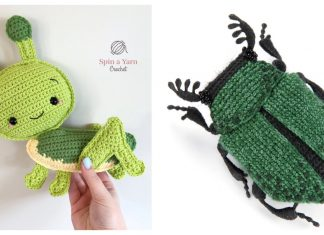 Awesome Insects Crochet Patterns