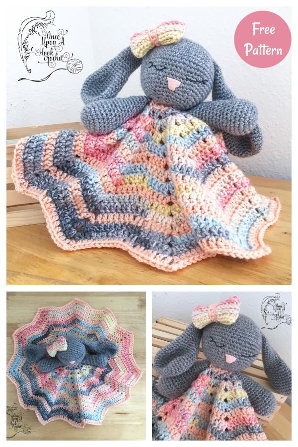 Bunny Lovey Free Crochet Pattern