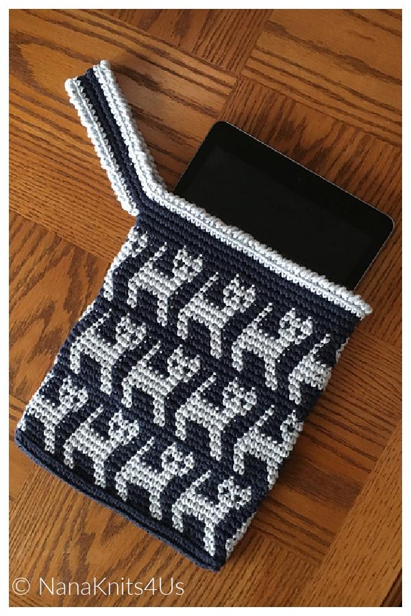 A Perrrrfectly Wonderful Kitty Bag Free Crochet Pattern
