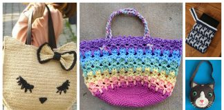 Cat Bag Crochet Patterns