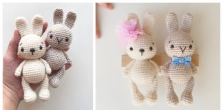 Rabbit Amigurumi Free Crochet Pattern