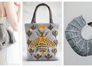 Unique Crochet Bag Patterns