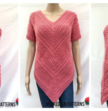 Bonnie Tunic Free Crochet Pattern