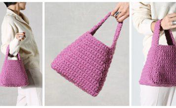 How to Crochet Manu Bucket Bag