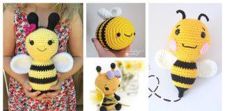Bumble Bee Amigurumi Crochet Patterns