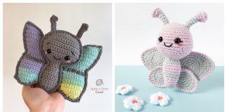 Butterfly Amigurumi Crochet Patterns