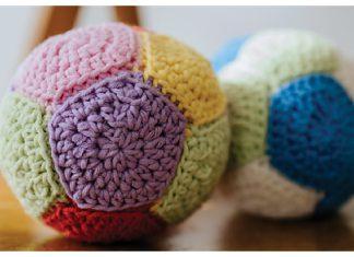 Play Ball Free Crochet Pattern