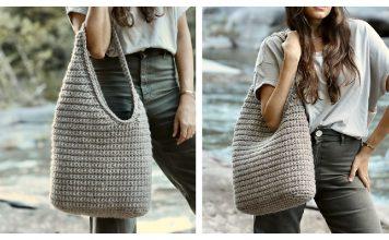 Dune Bag Free Crochet Pattern