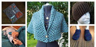 Crochet Gift Free Patterns For Seniors and Elderly