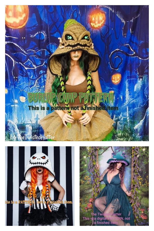 Halloween Hat Crochet Patterns