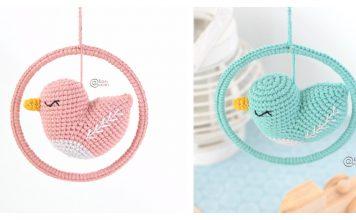 Little Bird Amigurumi Free Crochet Pattern